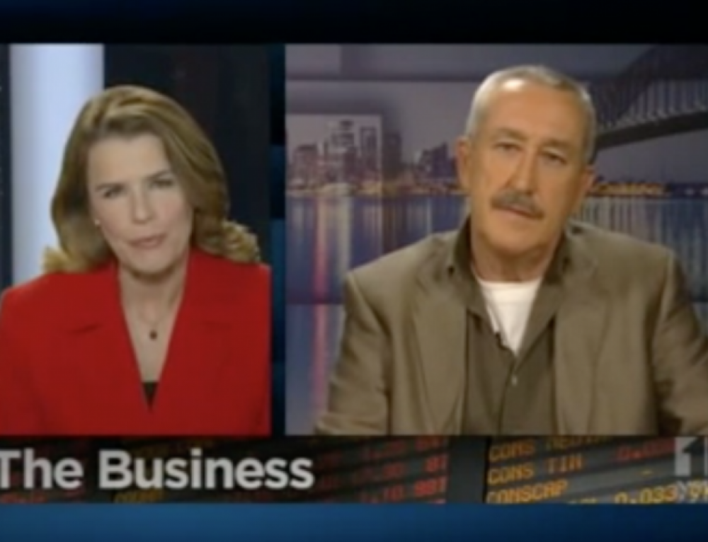 Ron Bartsch on ABC Discusses Qantas Sales