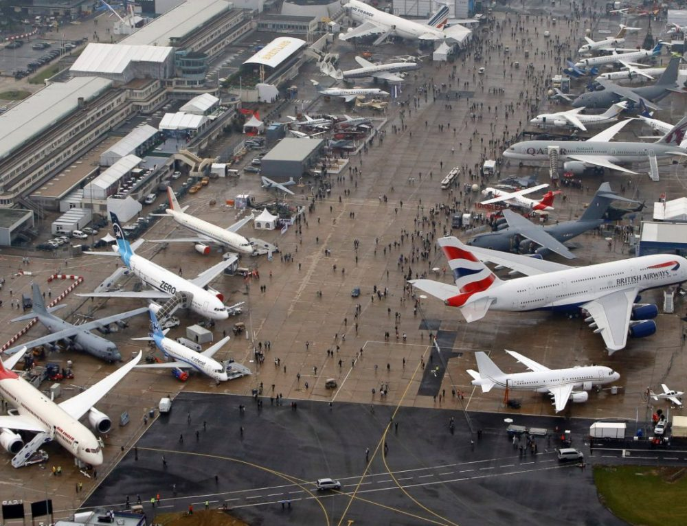 Paris Air Show Presents Opportunities for Aviation