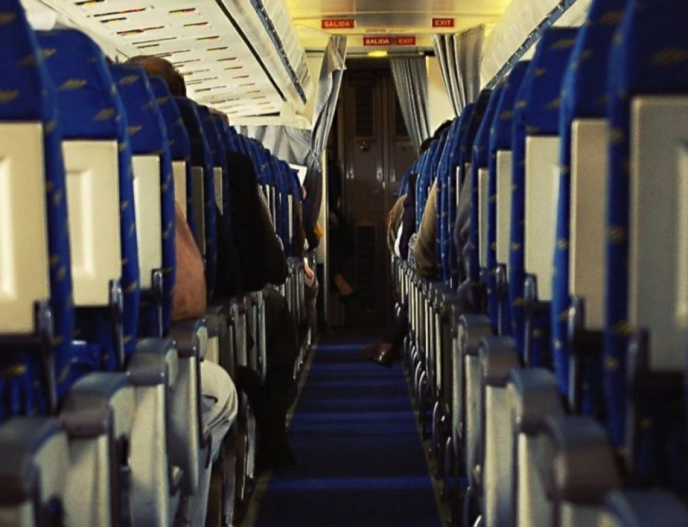 The Case of the Incredible Shrinking Airline Seat