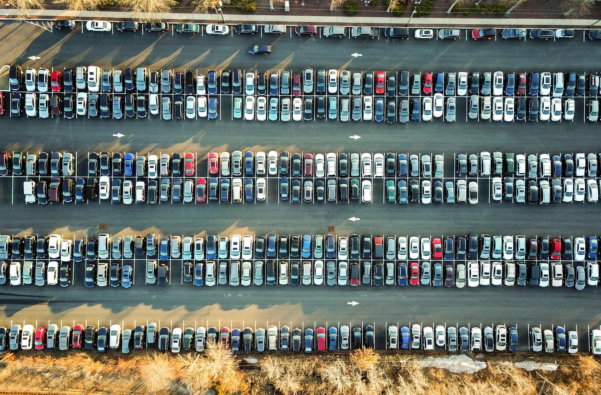 sydney airport parking