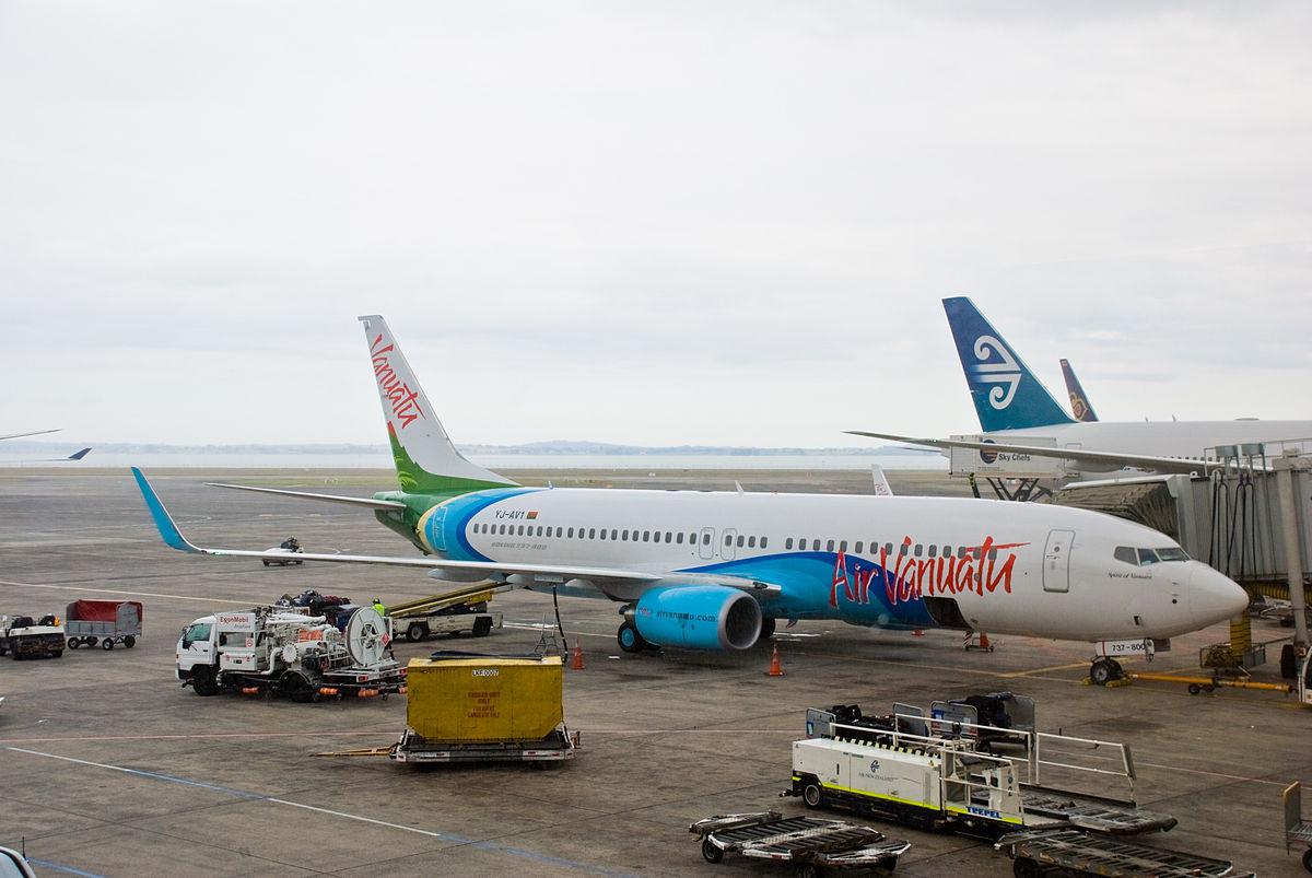 vanuatu rise of aviation