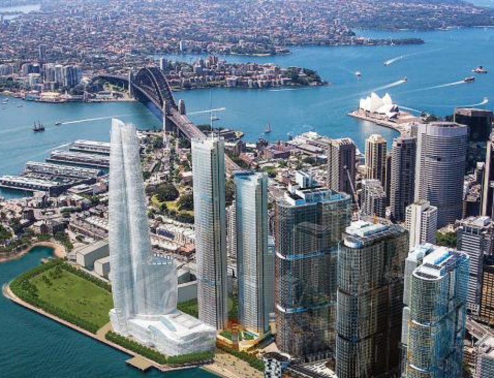 One Sydney Harbour Development Approved By Planning Assessment Commission