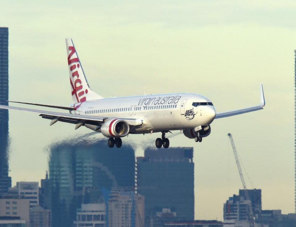 Biofuel For Supply At Brisbane Airport With Virgin Air Partnership