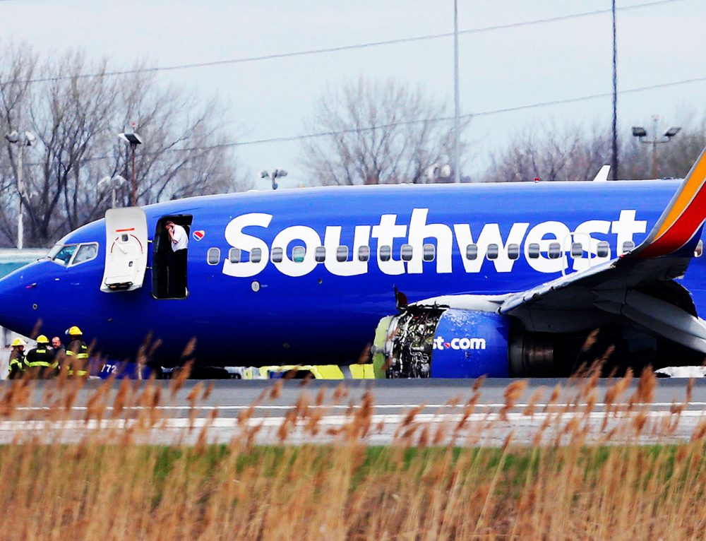 When Southwest's Engine Blew