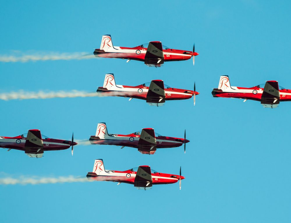 Review: Wings Over Illawarra 2018