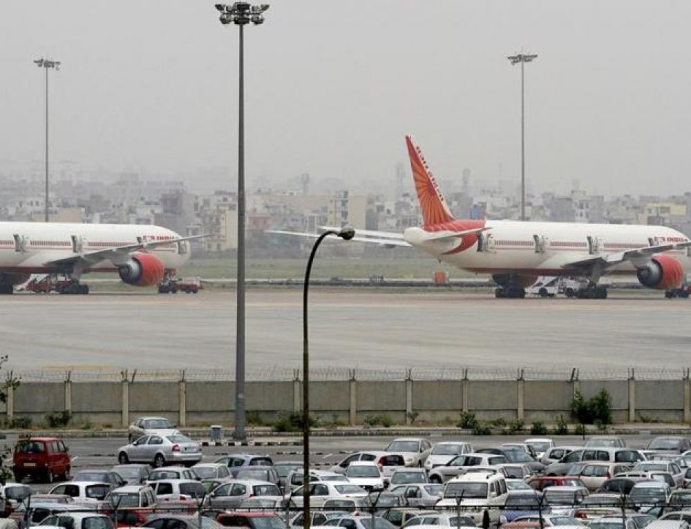 Buildings in India Violate Aviation Regulations