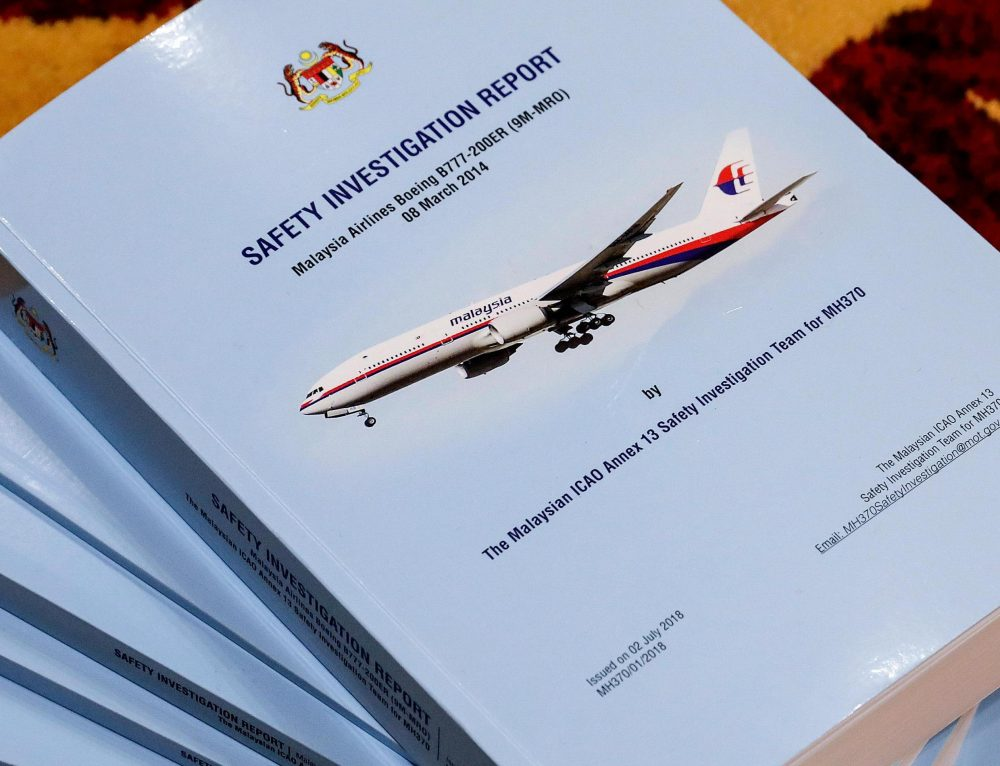 Ron Bartsch: MH370 Report Provides No Clear Answers