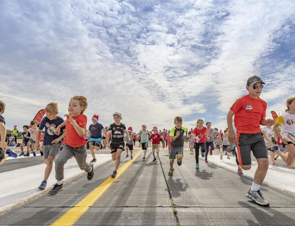 AvLaw Raises Funds for Cancer Research in Sydney Airport Fun Run