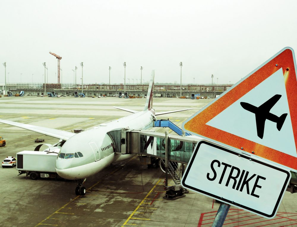 The Tiger Strikes: Industrial Action at Tigerair