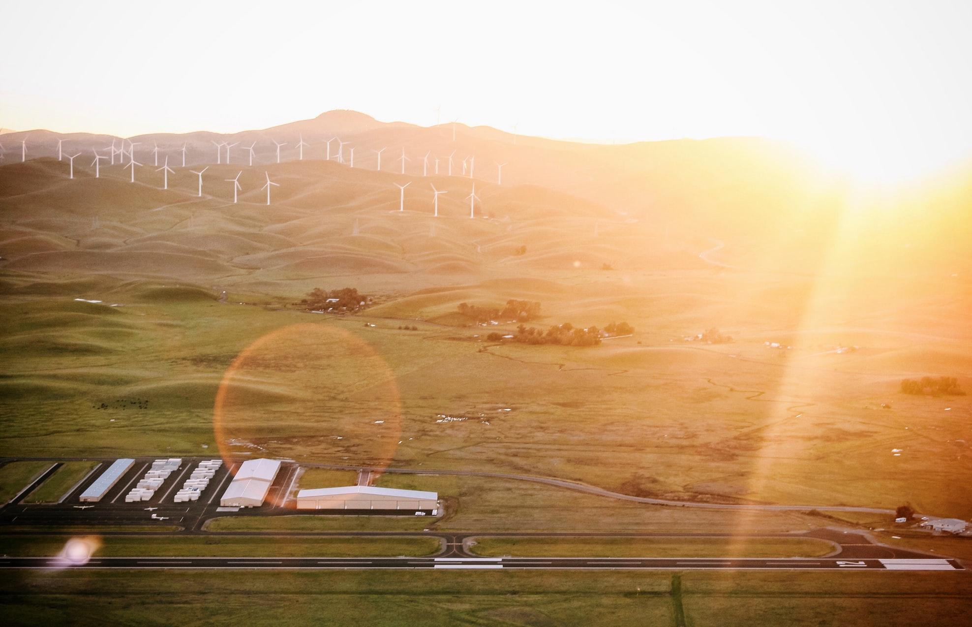Australian airport sustainability