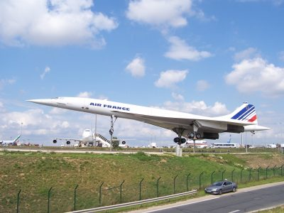 Concorde's first flight fifty years