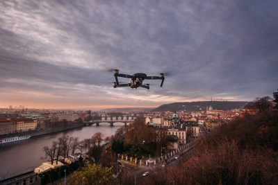 drone hunting technology