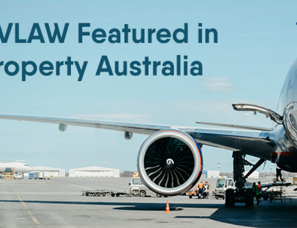 Airspace Assessment Interview with Property Council of Australia