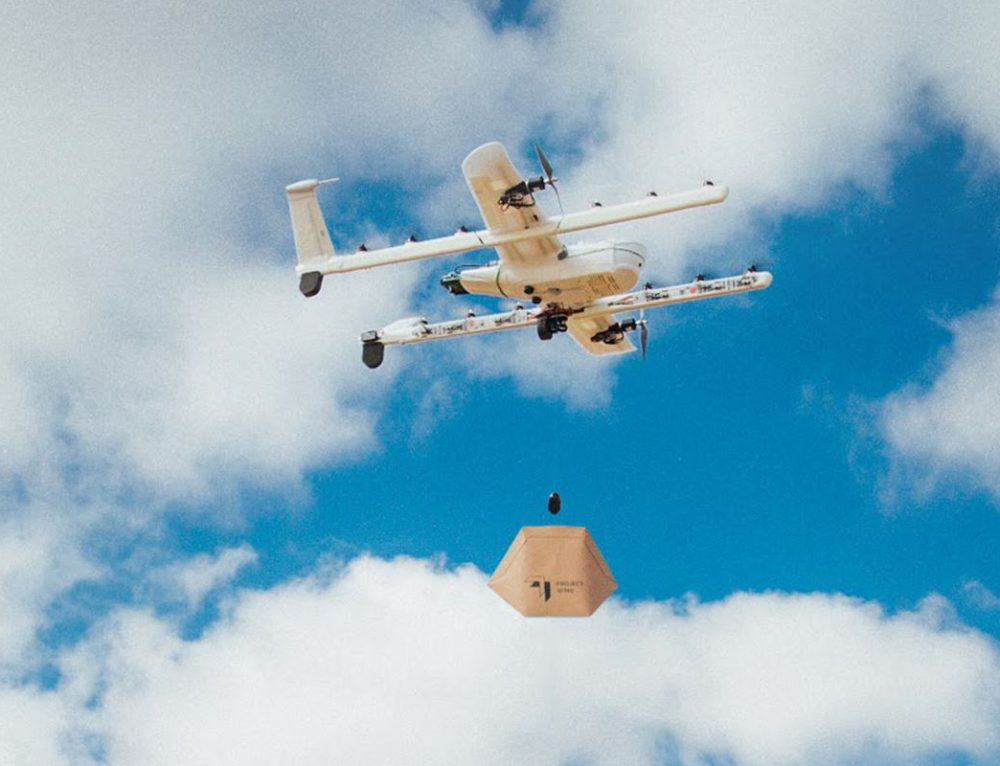 Drone Home Delivery Approval in Australia and the United States