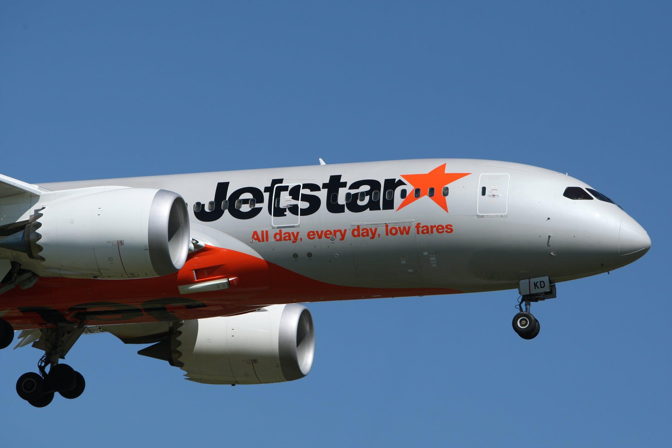 Jetstar a320 Christchurch altitude