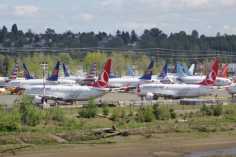 boeing 737 max legal issues