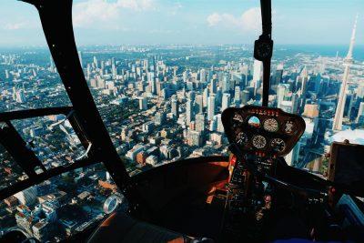 airspace assessment melbourne city council