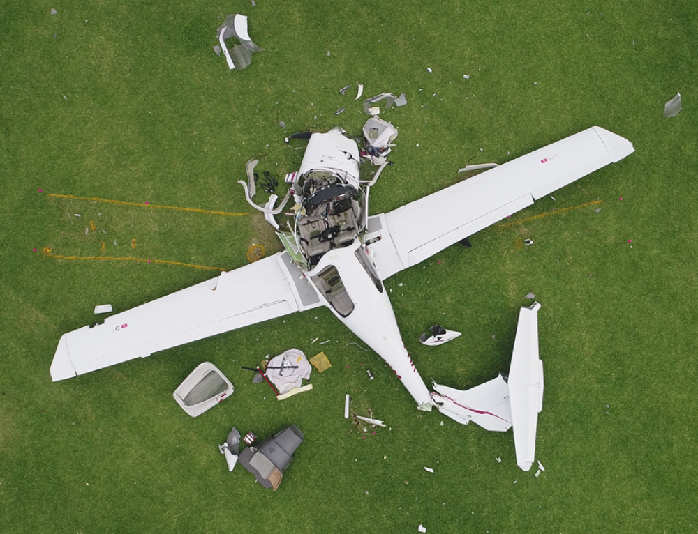 ATSB Safety Advisory Notice: Is your aircraft capable of handling intentional spins?