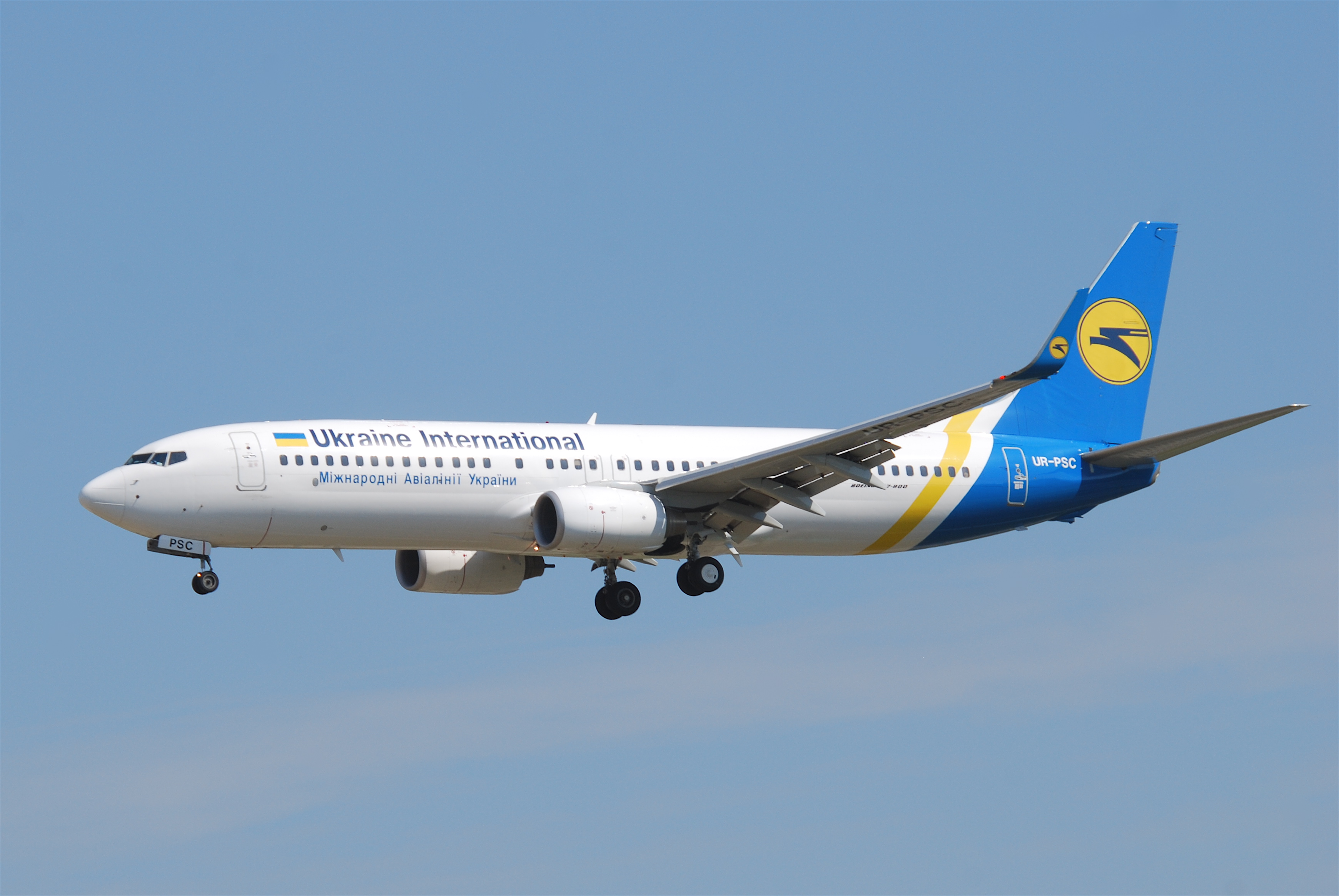 Ukrainian Airlines Plane Crash