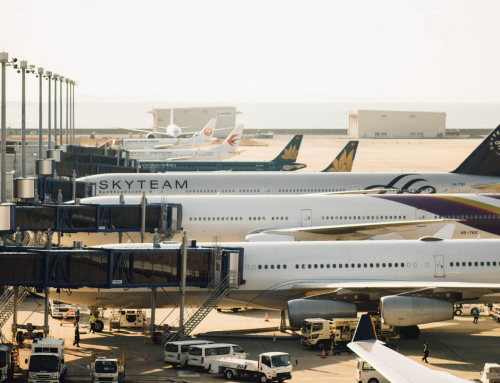 Aircraft Grounded by Coronavirus: How Airports are Making Parking Space