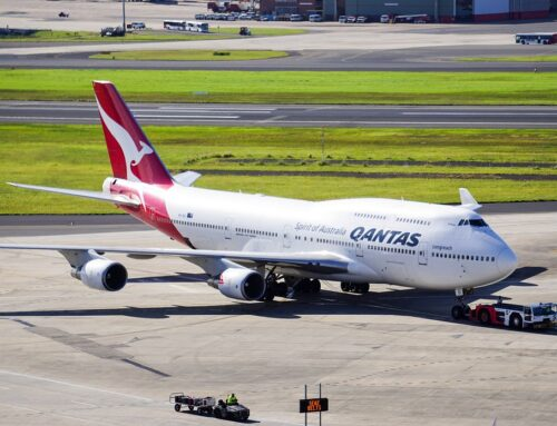 Ron Bartsch: Qantas' Response to the COVID-19 Pandemic
